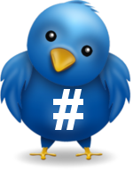 twitterhashtagbird