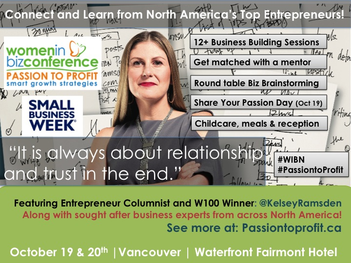 women in biz conference vancouver