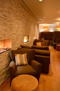 The gloriously peaceful lounge @VidaSpas