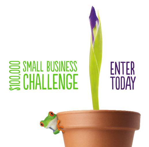 Small business Challenge 2015 Telus Grant for Small Business Owners