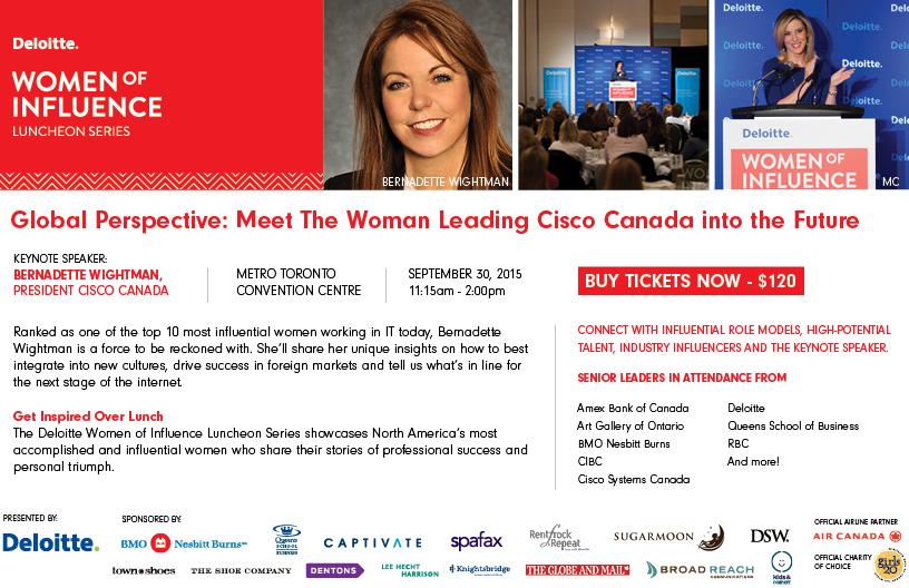 Deloitte-Women-of-Influence-Luncheon-Bernadette-Wightman