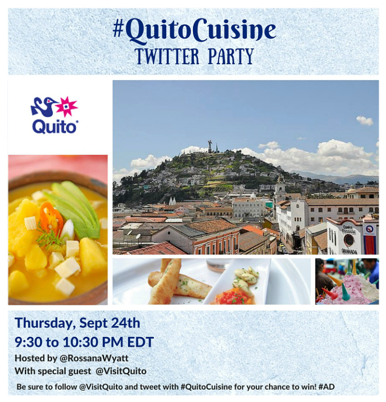 Quito promo collage