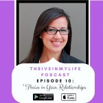 #Podcast Ep 10:  Thriving In your Relationships @melissajohari #thriveinmylife