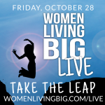 @Womenlivingbig Live Event October 28th