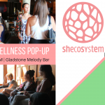 Coworking + Wellness Pop-up at the @GladstoneHotel August 16-18 with @Shecosytem #WIBN members save 30%