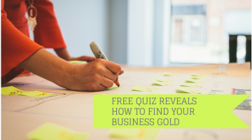 Find Your Business Gold with @inspireoutcomes
