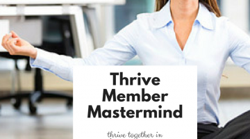 January 2017: Thriving Mentor Mastermind Meetings in Toronto and Vancouver for WIBN Members