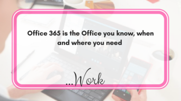 Office 365 is the Office you know, when and where you need it via @msft_businessCA