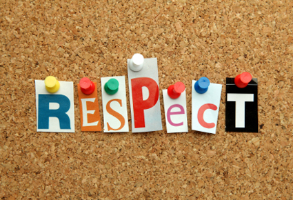 Is your company showing respect?