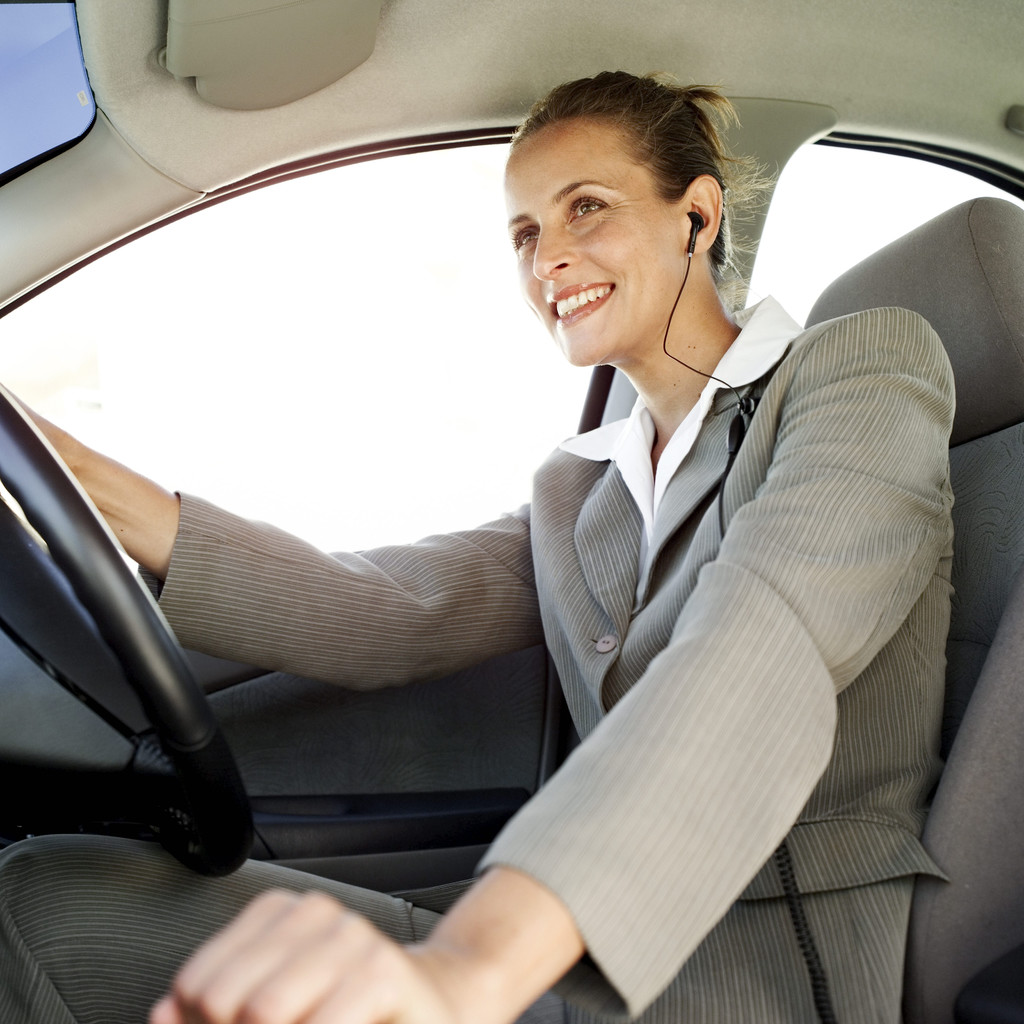 You're in the Driver's Seat at BlissDom Canada – Winner