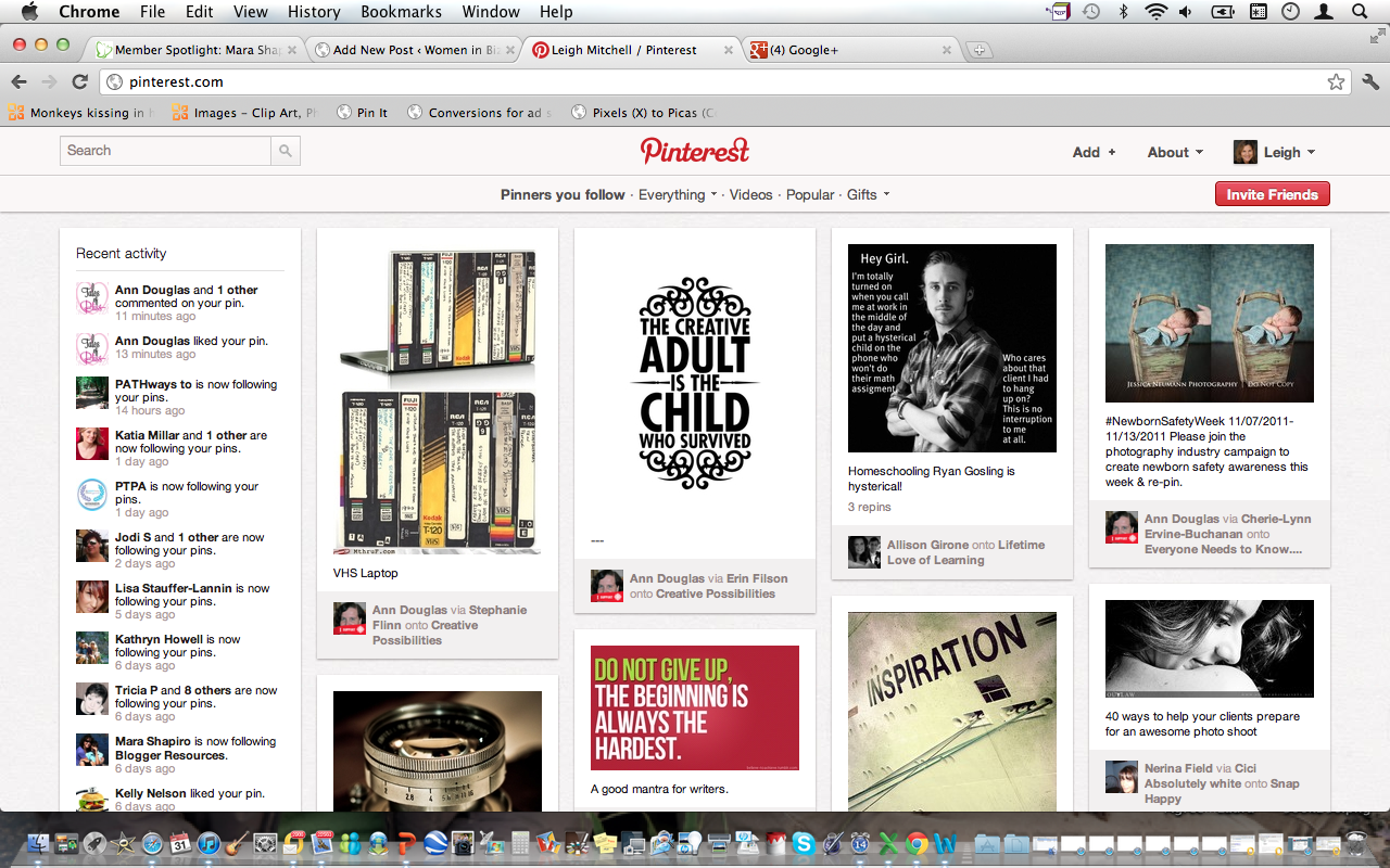 Pinterest – Are you on Board?