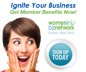 Purchase a Women in Biz Network Membership