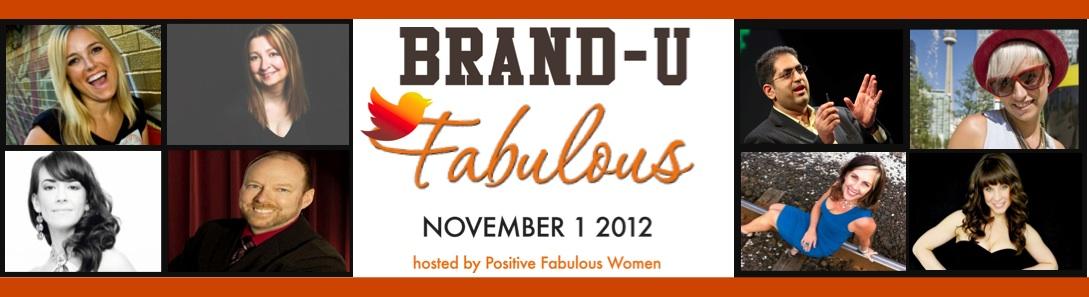 My favourites Amber Mac, Julia Rosien Speaking at Brand-U. Special Offer inside