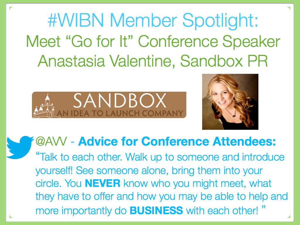 Meet Conference Speaker Anastasia Valentine of Sandbox, an Idea to Launch Company