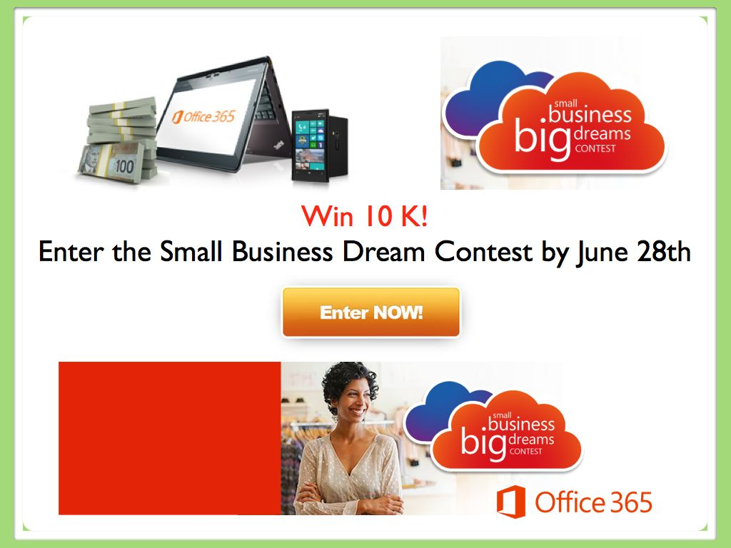 #WinWithOffice: WIN $10,000 in cash … plus Ultrabook, Windows Phones and More Great Prizes – Apply by June 28th