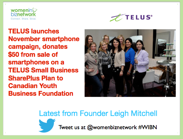 telus small business plans