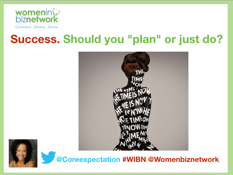 """Success. Should you """"plan"""" or just do? How to Set Mindful Goals…"""