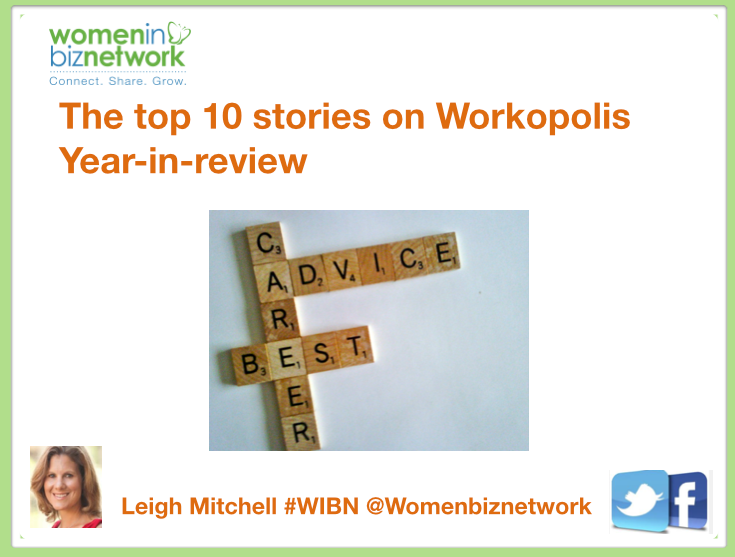 #WIBN: The top 10 stories on Workopolis Year-in-review