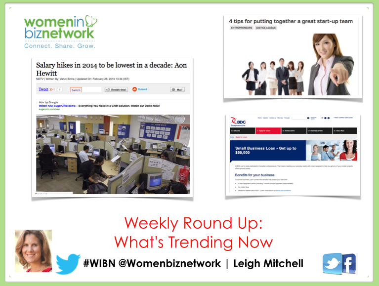 Weekly Round Up: What's Trending & Helping You Get Ahead Today