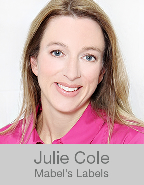 Spotlight: Julie Cole from Mabel's Labels