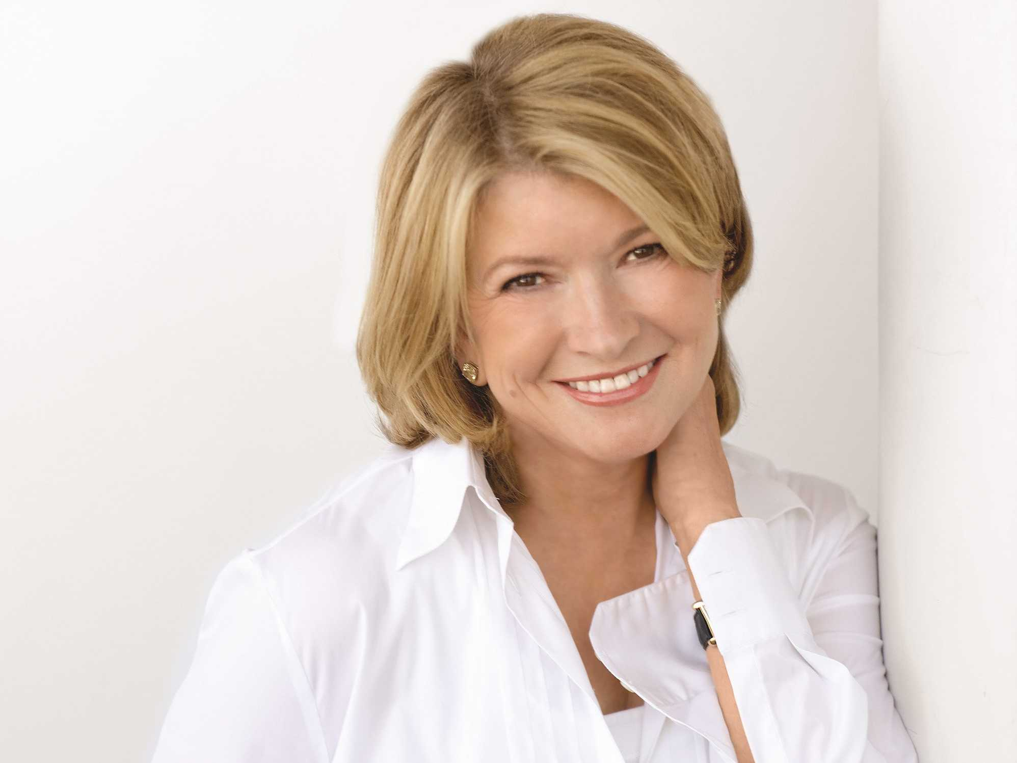#TheArt of Leadership – Martha Stewart takes the stage on Thursday!
