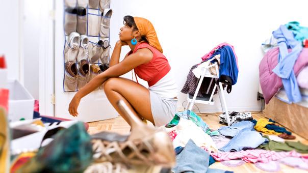 Sea of Change Program – July's Challenge: Declutter