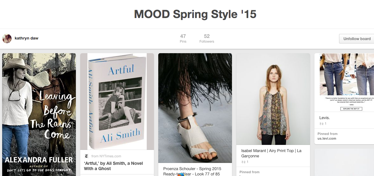 #WIBN Feeling Stylish: My 7 Must Haves – Mood Spring Style '15