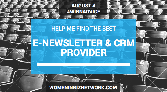 The Best Online E-Newsletter and CRM Comparisons