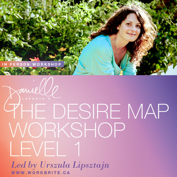 #WIBNMembers Attend @DanielleLaPorte #TheDesireMap workshop Vancouver