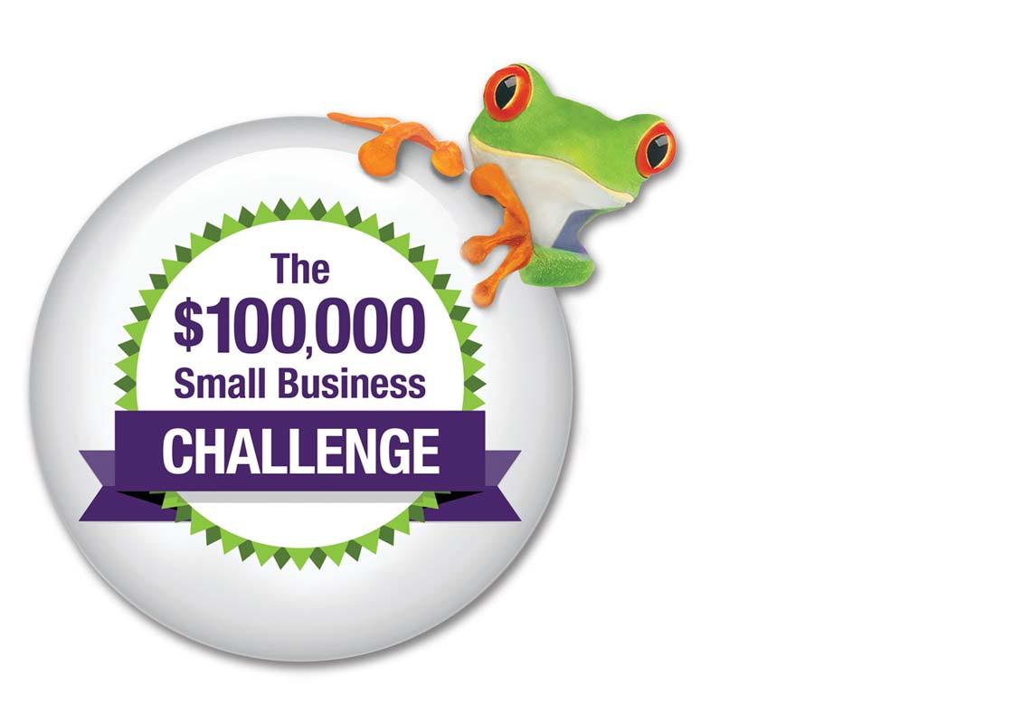 @AquaMobile wins 5th Annual Small Business Challenge #smbizchallenge