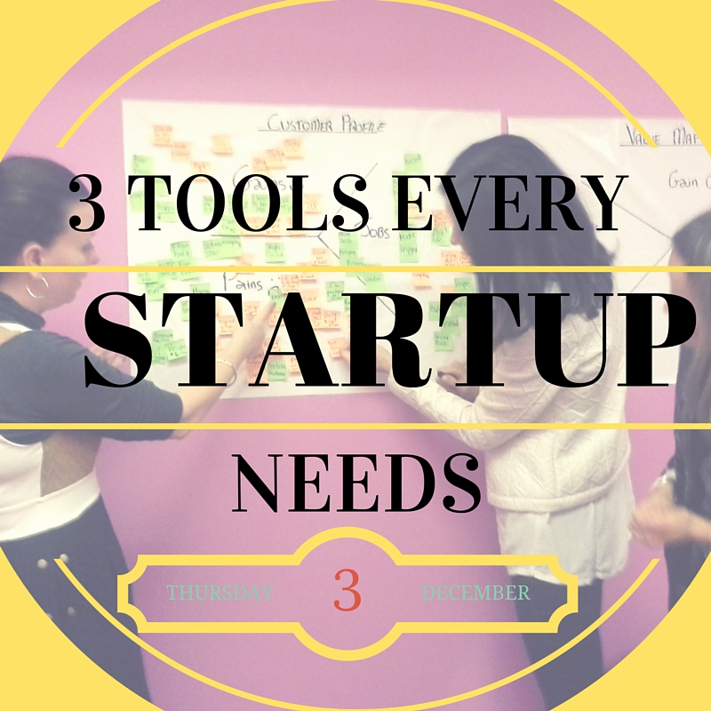 Thurs Dec 3: Business Fast Start Solution Workshop/Program: 3 Tools Every Startup Needs with @YourWildSuccess