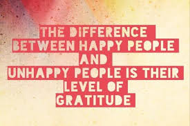 Gotta love a little #gratitude -Explore the health benefits and 10 Quotes to Inspire You #Thriveinmylife