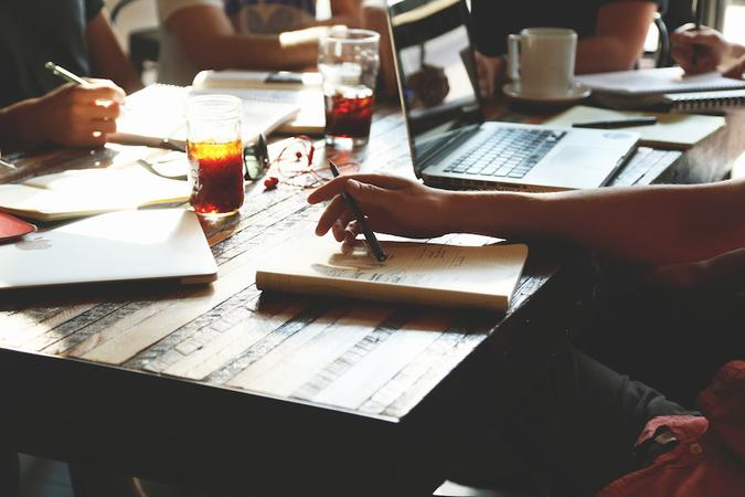 Study Finds that Coworking Offers Big Benefits to Entrepreneurs #thriveinmylife