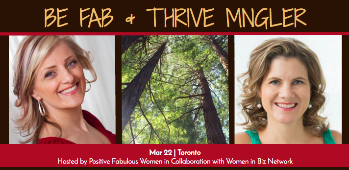 Register now for Thrive Mingler on March 22nd in Toronto with @KatiaMillar  #Thriveinmylife