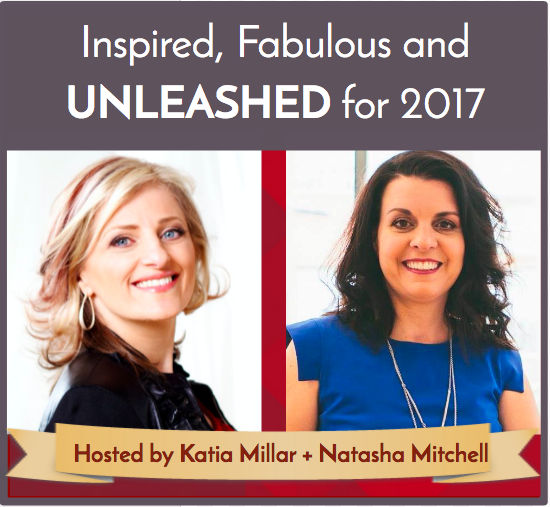 Nov 22: Inspired, Fabulous and Unleashed For 2017