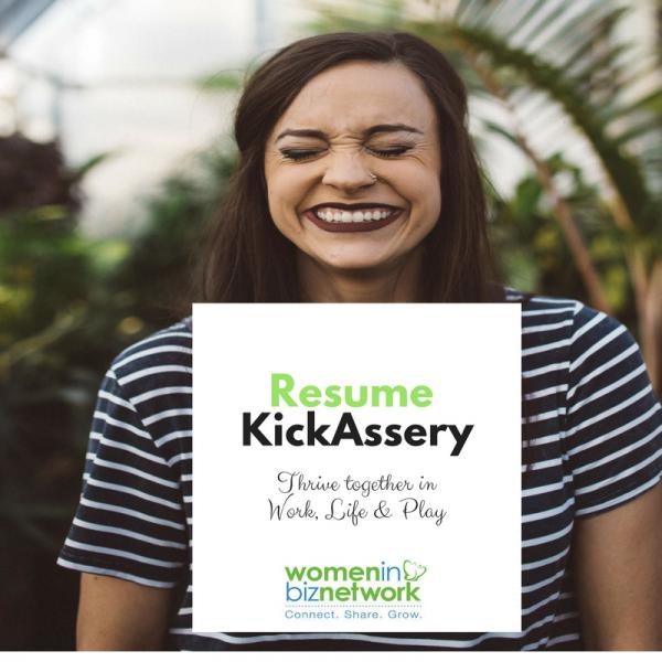 Resume Kickassery