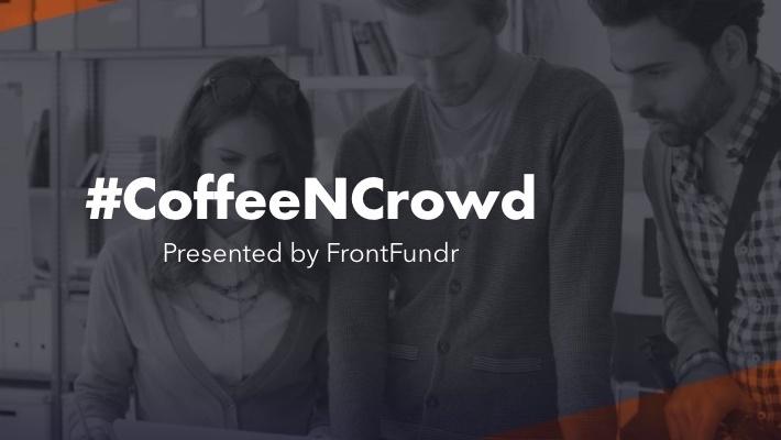 #CoffeeNCrowd, Toronto - Picatic.clipular