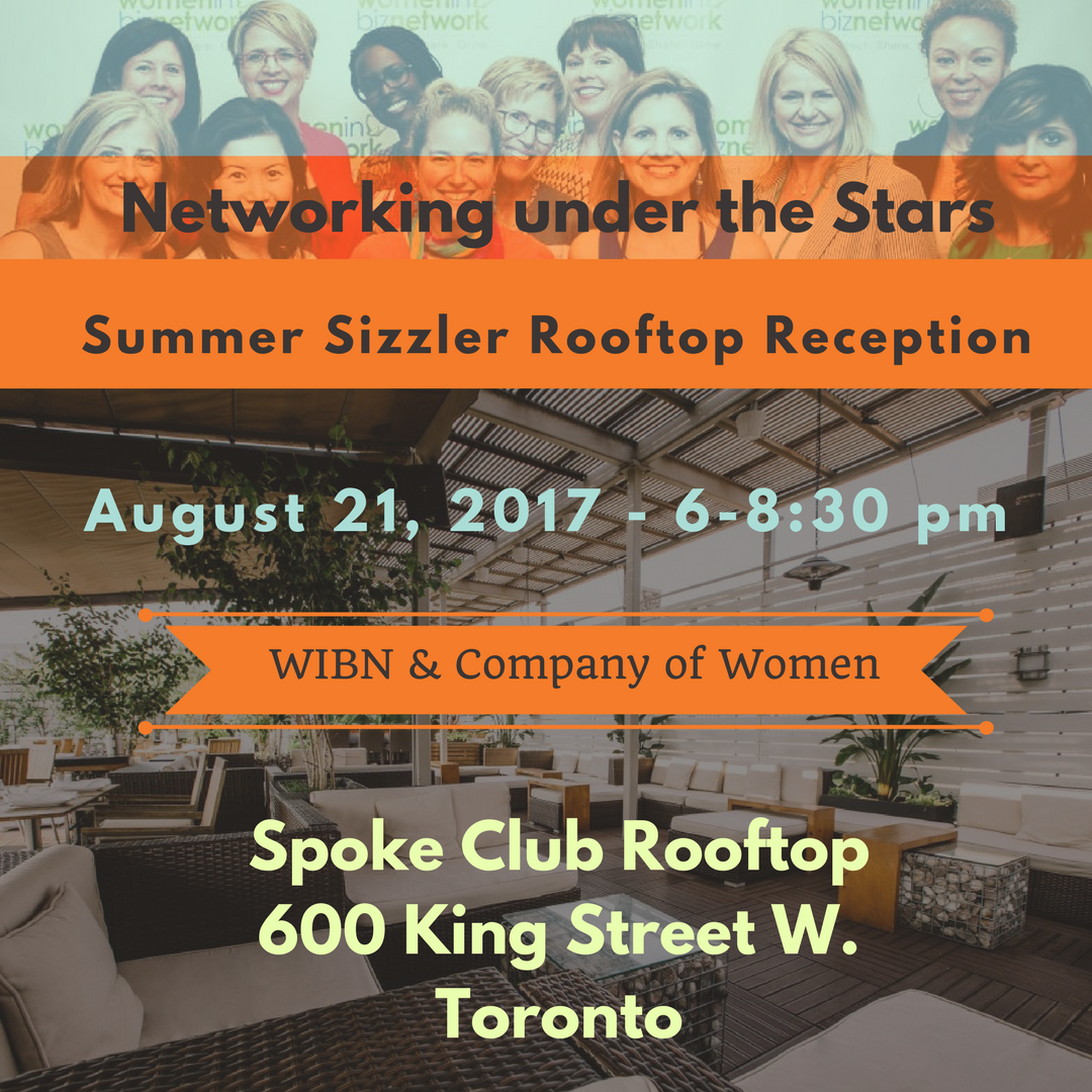 Summer Sizzler Networking Reception under the Stars at The Spoke Club