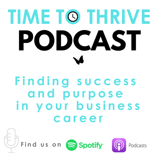 Time to Thrive Podcast