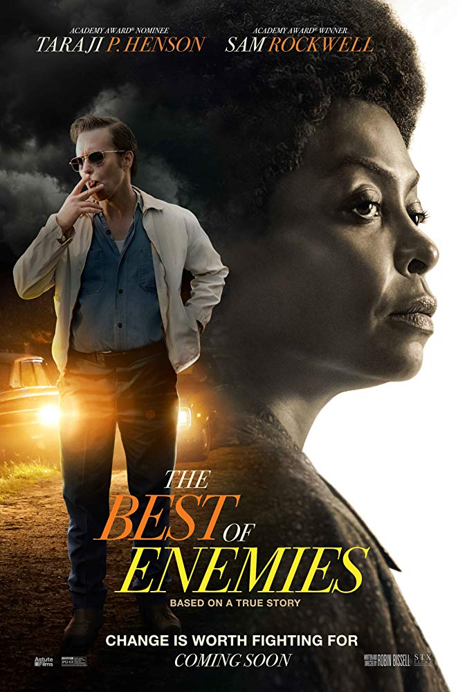 Best of Enemies - Poster