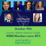 See Liz Gilbert, Seth Godin, Lisa Nichols  in Toronto at Archangel Summit on October 19th (WIBN Members Save 40%)