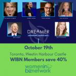 See Liz Gilbert, Seth Godin, Lisa Nichols  in Toronto at Archangel Summit on October 19th (WIBN Members Save 40%)