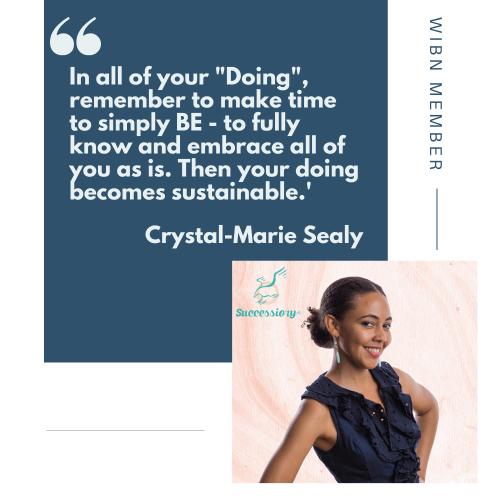 WIBN Member Crystal-Marie
