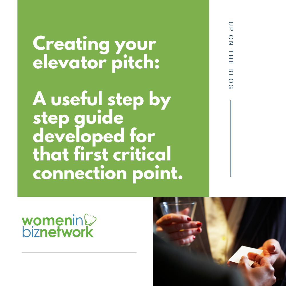 WIBN Blog Elevator Pitch