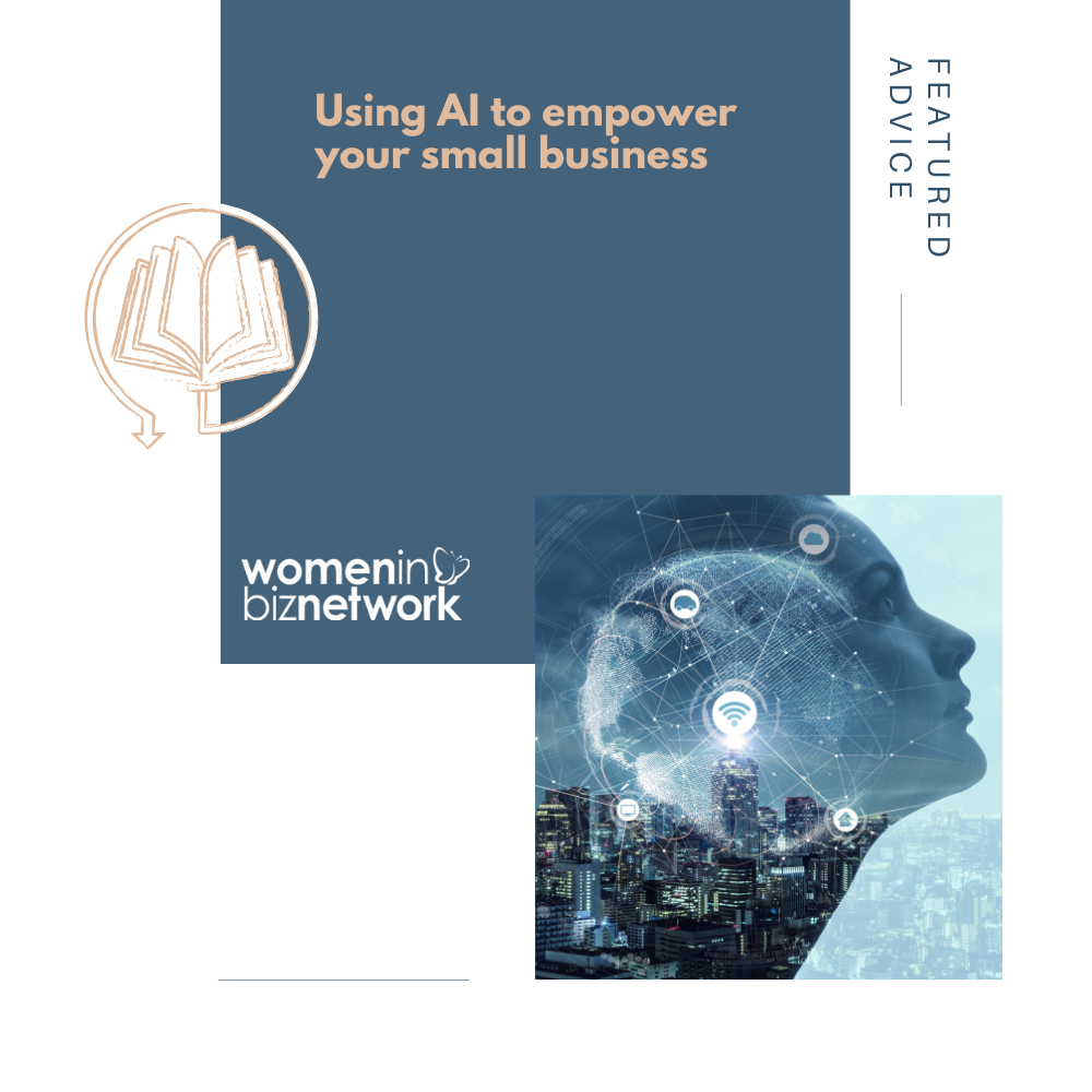 Using AI to empower your small business