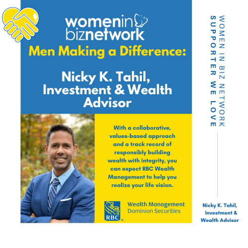 Nicky K. Tahil, Investment & Wealth Advisor