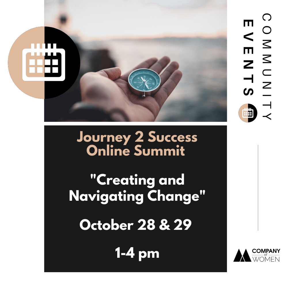 Company of Women Summit – Creating and navigating change (WIBN Members save)
