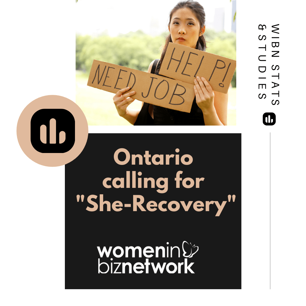 """Ontario calling for """"She-Recovery"""", are you ready to help?"""