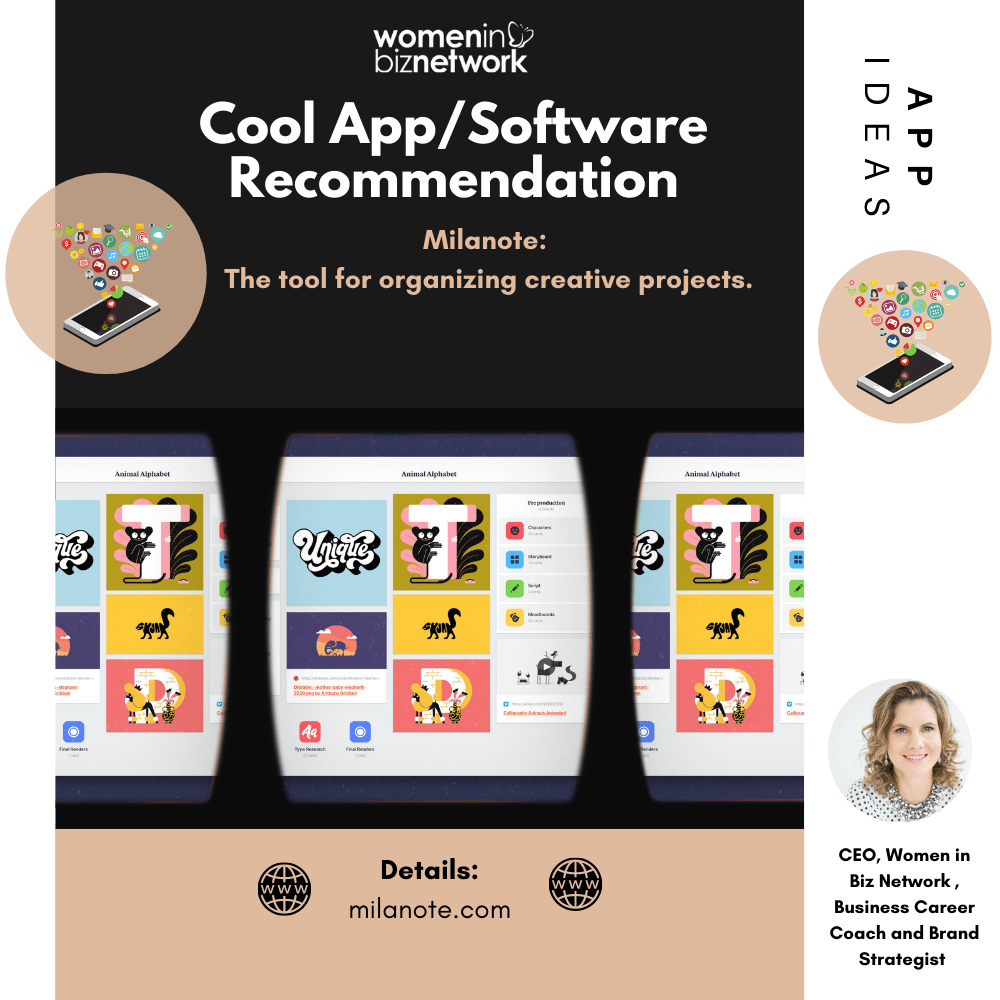 Like to manage your life or project creatively? Check out this app recommendation
