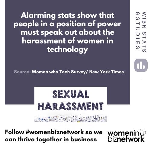 Women in Tech - Speak out